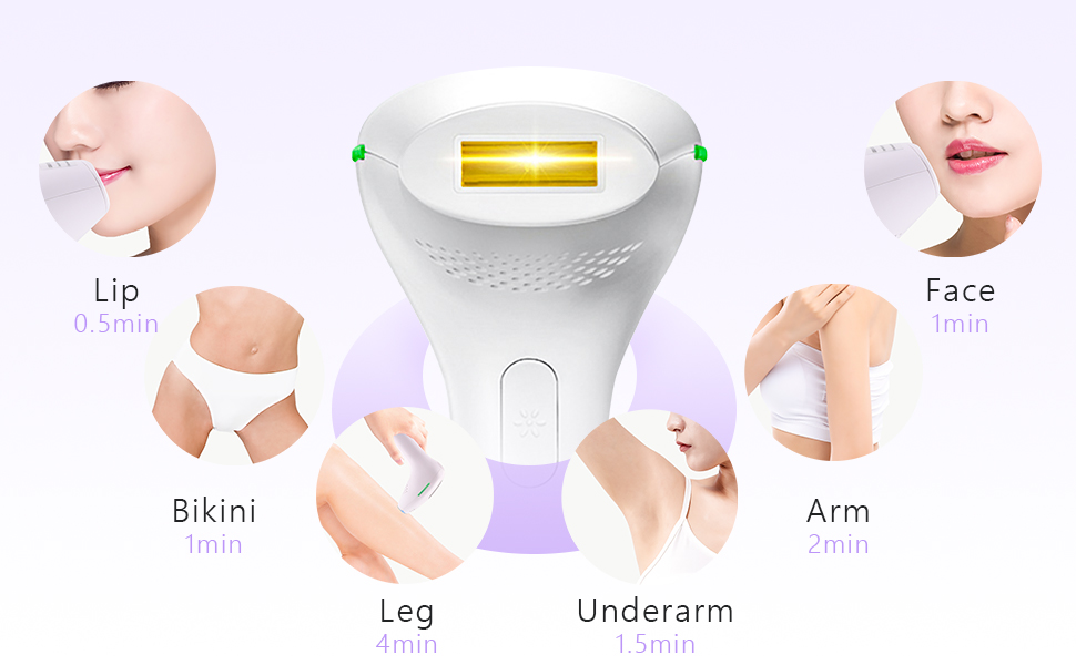 ipl hair removal for women