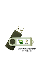 Linux Mint Boot Drive