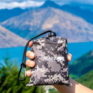 BEARZ Outdoor Blanket Camouflage