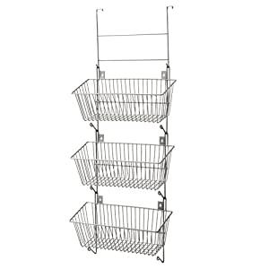 ezoware door wall mount baskets