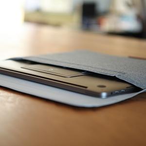 thinnest light weight fold carry bag pouch macbook pro air laptop