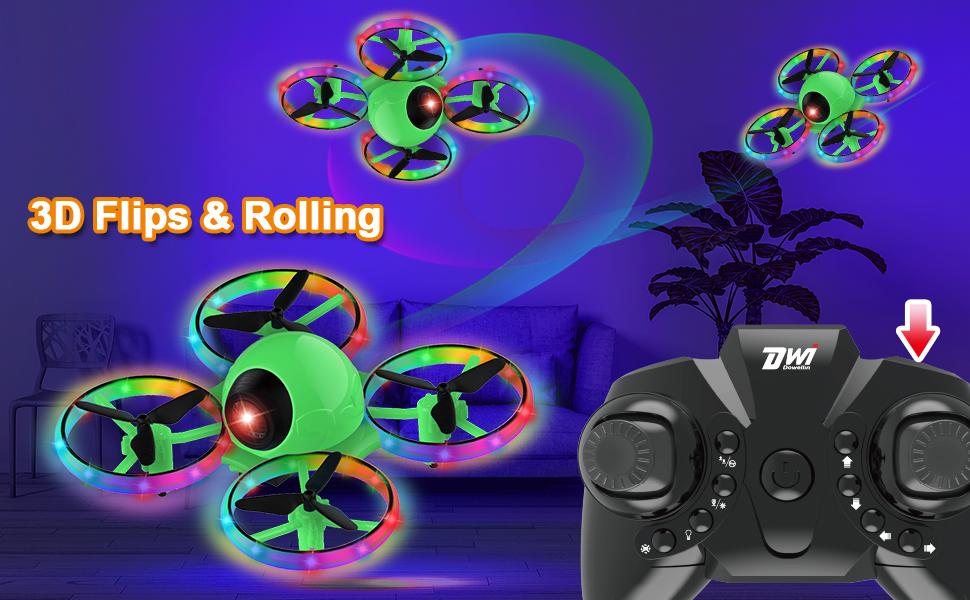 flying drones for kids