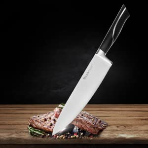 Great comfortable and sturdy chef knife