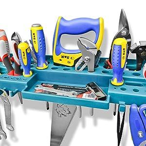 STARK red line toolholder tool shelve storage