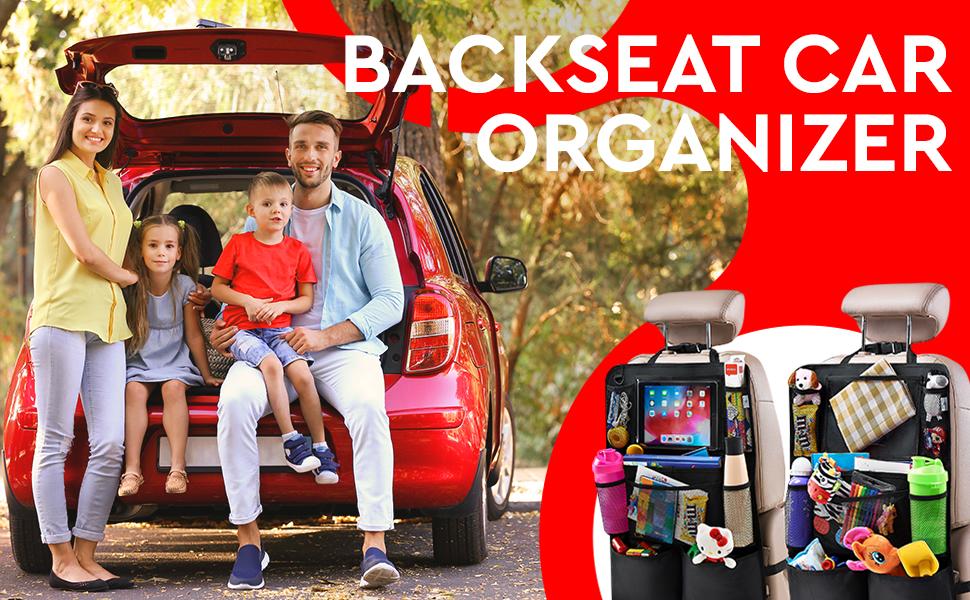 Car-Organizer Kofferraumtasche by shirtileo