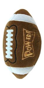 huxley amp; kent lulubelles plush dog toy football