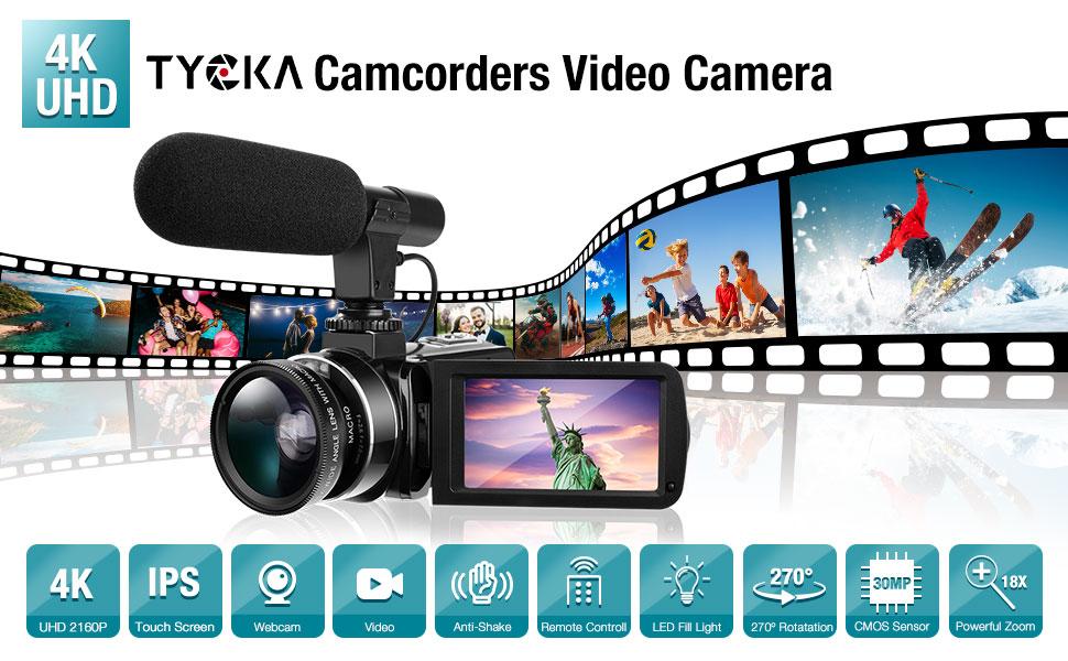 camcorder 4k