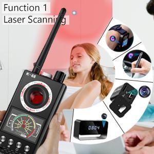 Tracker Detector