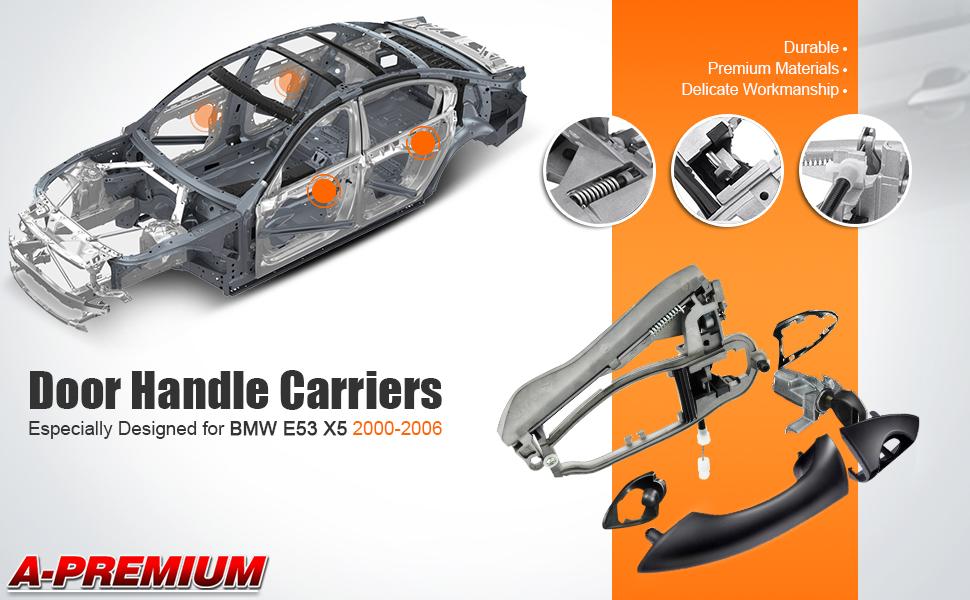FOR BMW X5 DOOR HANDLE CARRIER