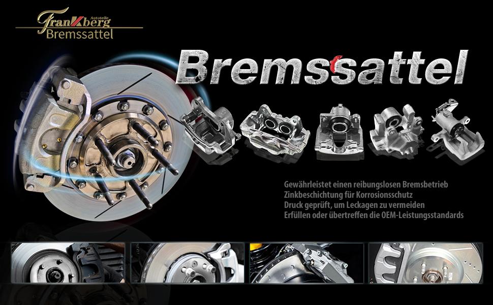 Bremssattel Vorderachse Für 3er E36 E46 Cabriolet Compact Coupe Touring Z3 Coupe E36 Z3 Roadster E36 Z4 Roadster E85 1990 2007 34116758113 Auto
