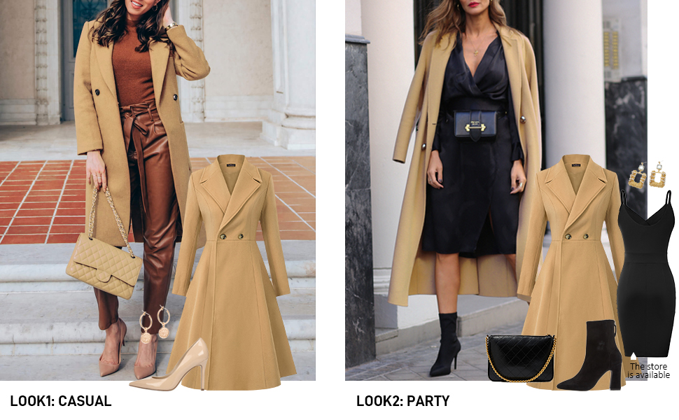 Trench Coat shows
