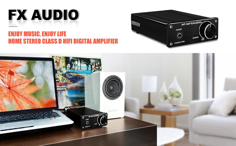 fx audio fx502s pro amplifier
