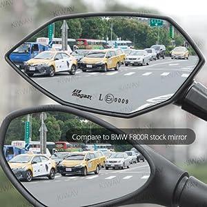 Wider Vision, Safer Ride