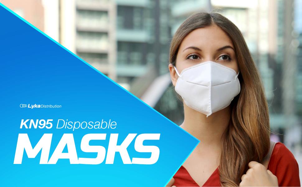 kn95 disposable mask men women