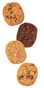 vegan individual cookies