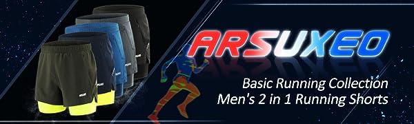 B202 Running Shorts