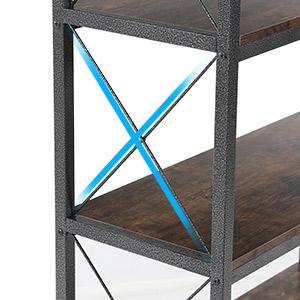 Side X-Cross Bar