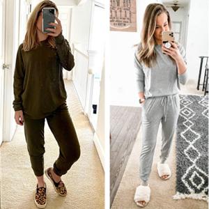 2 pieces outfits set
