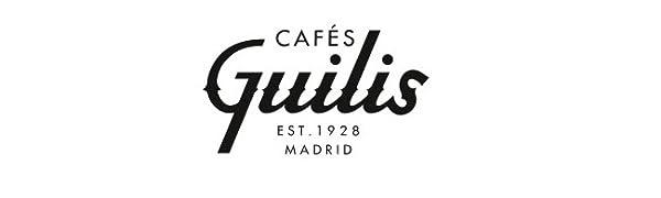Cafés Guilis amantes del café desde 1928