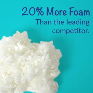 enerplex shredded memory foam 20% more foam included fluffy bedroom pillow adjustable pillow
