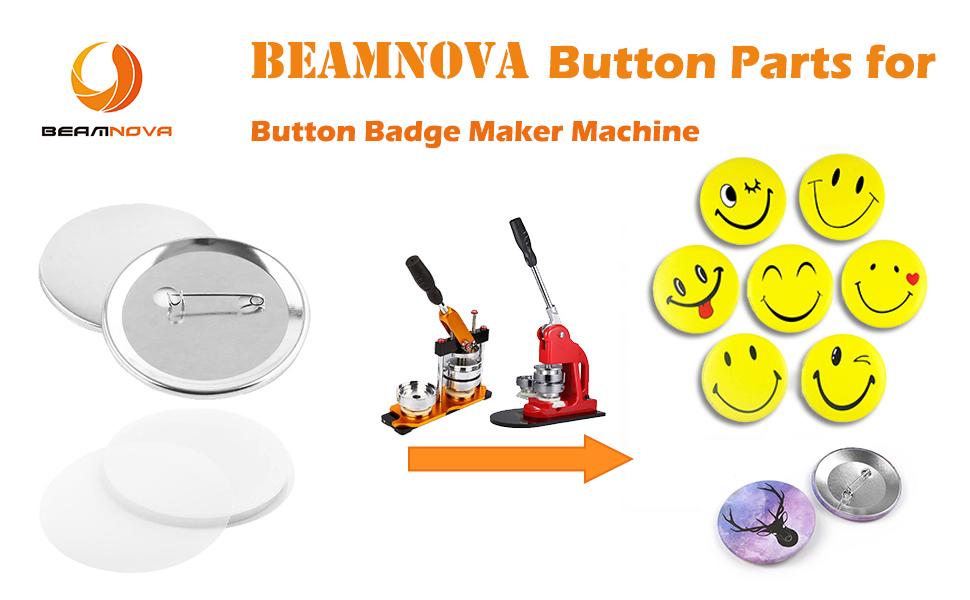 metal button badge maker