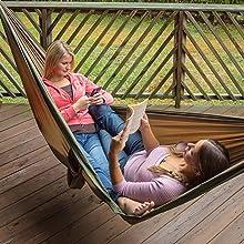 women double hammock