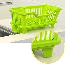 dish drainer basket for kitchen