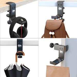 desk headphone hanger metal