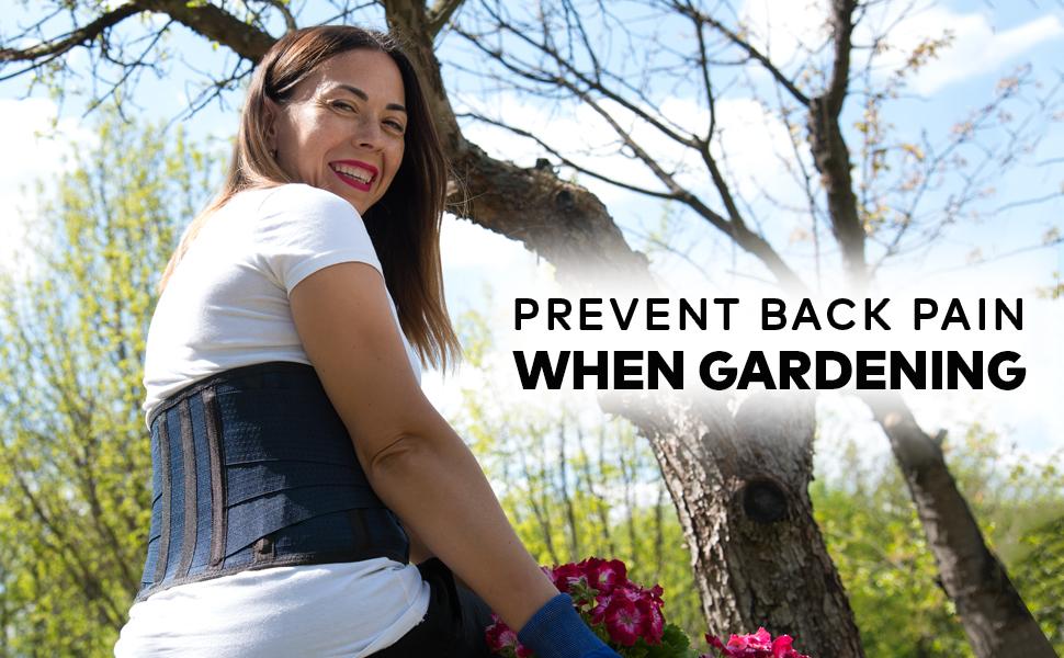back support belt for women