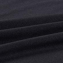 90% Polyester and 10% Spandex, soft, quick dry, moisture wicking shirs long sleeve t shirt mens