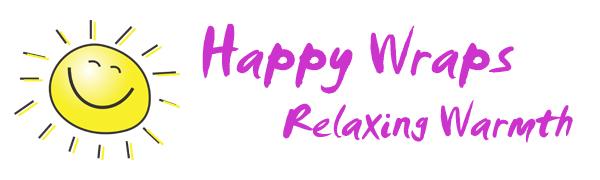 Happy Wraps Namaste Eye Pillow Logo