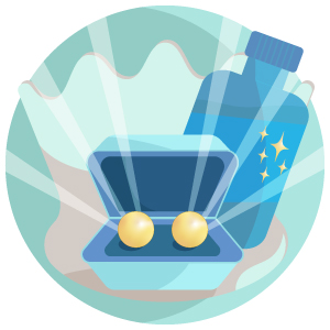 How To Take Care Of Earring Products Badge