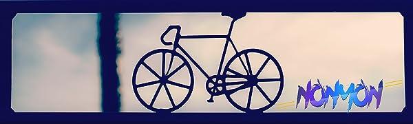 NONMON Mini Bomba para Bicicleta - Bomba de Mano Aire Neumático ...