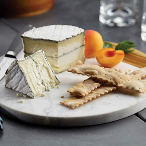Marble Cutting Board Cheese Tray