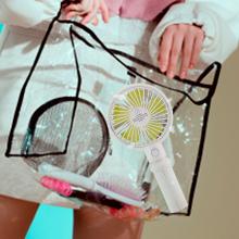 Portable summer fan for girls