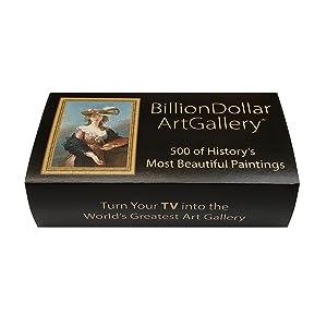 Wrapped BillionDollarArtGallery