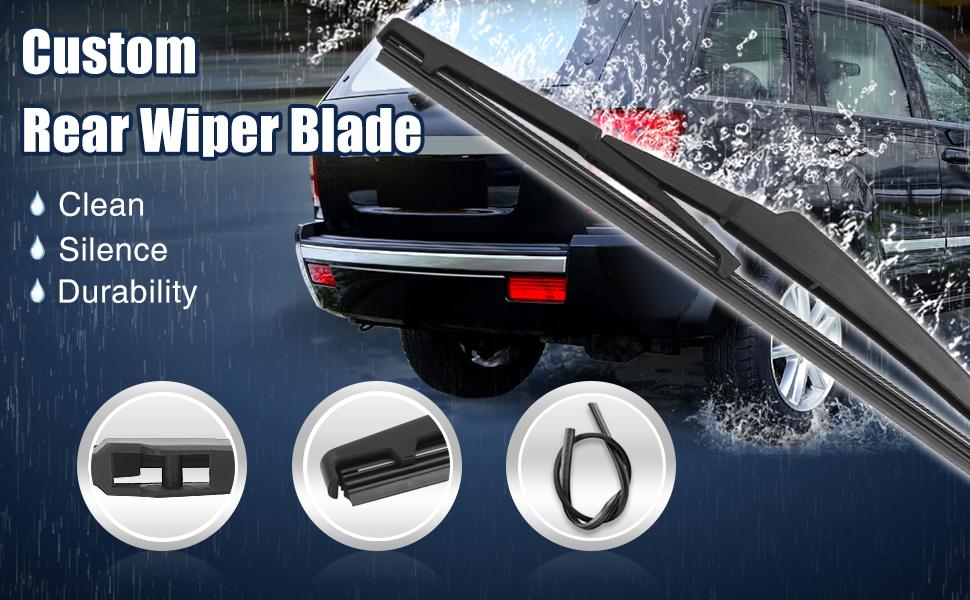 NEW Rear Wiper Arm /& Blade Mazda 6 Estate 2008 2009 2010 2011 2012
