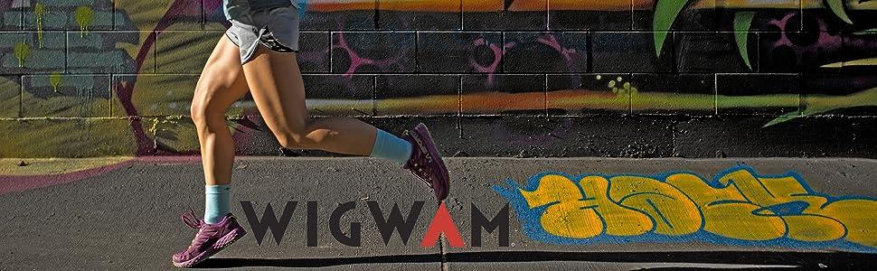 Wigwam Brand Logo