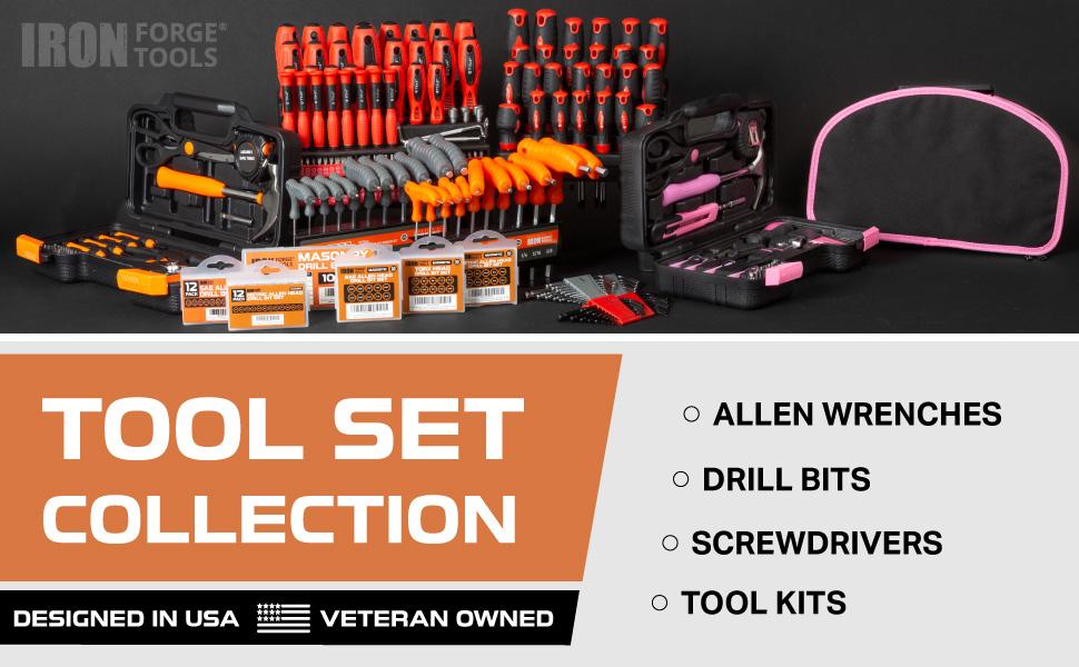 20 Piece Allen Wrench Set