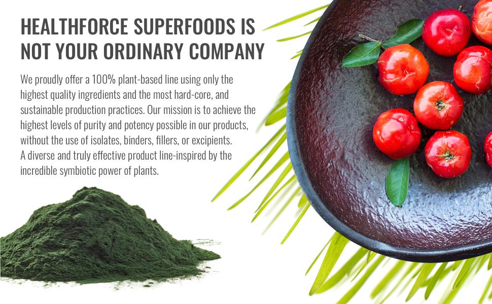 HealthForce SuperFoods