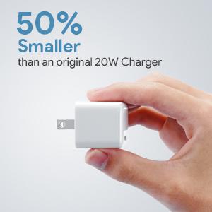 50% smaller