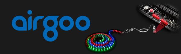 Airgoo Digital RGB LED Strip for PC