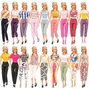 barbie ropas