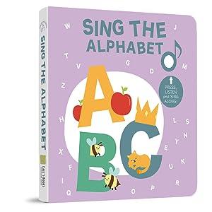 ABC sound book book cover