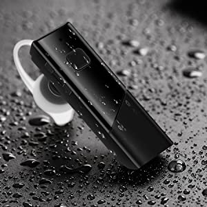 sweatproof earphone