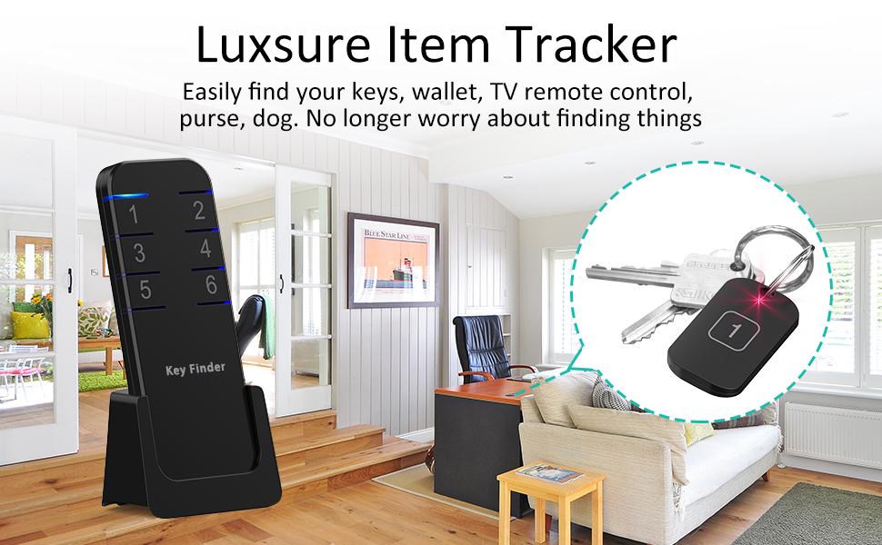 Luxsure Item Tracker