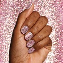 glitter gel nail polish