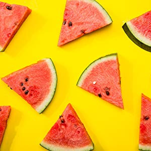 Watermelon, organic ingredients, glow your skin!