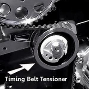 timing belt tensioner