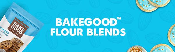 BakeGood Flour Blends